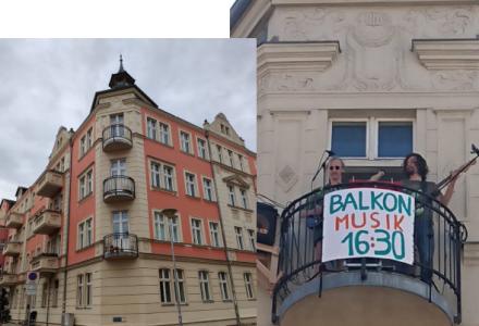 Keine Balkonmusik mehr …